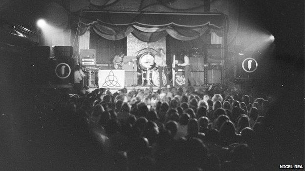Led Zeppelin in Ipswich