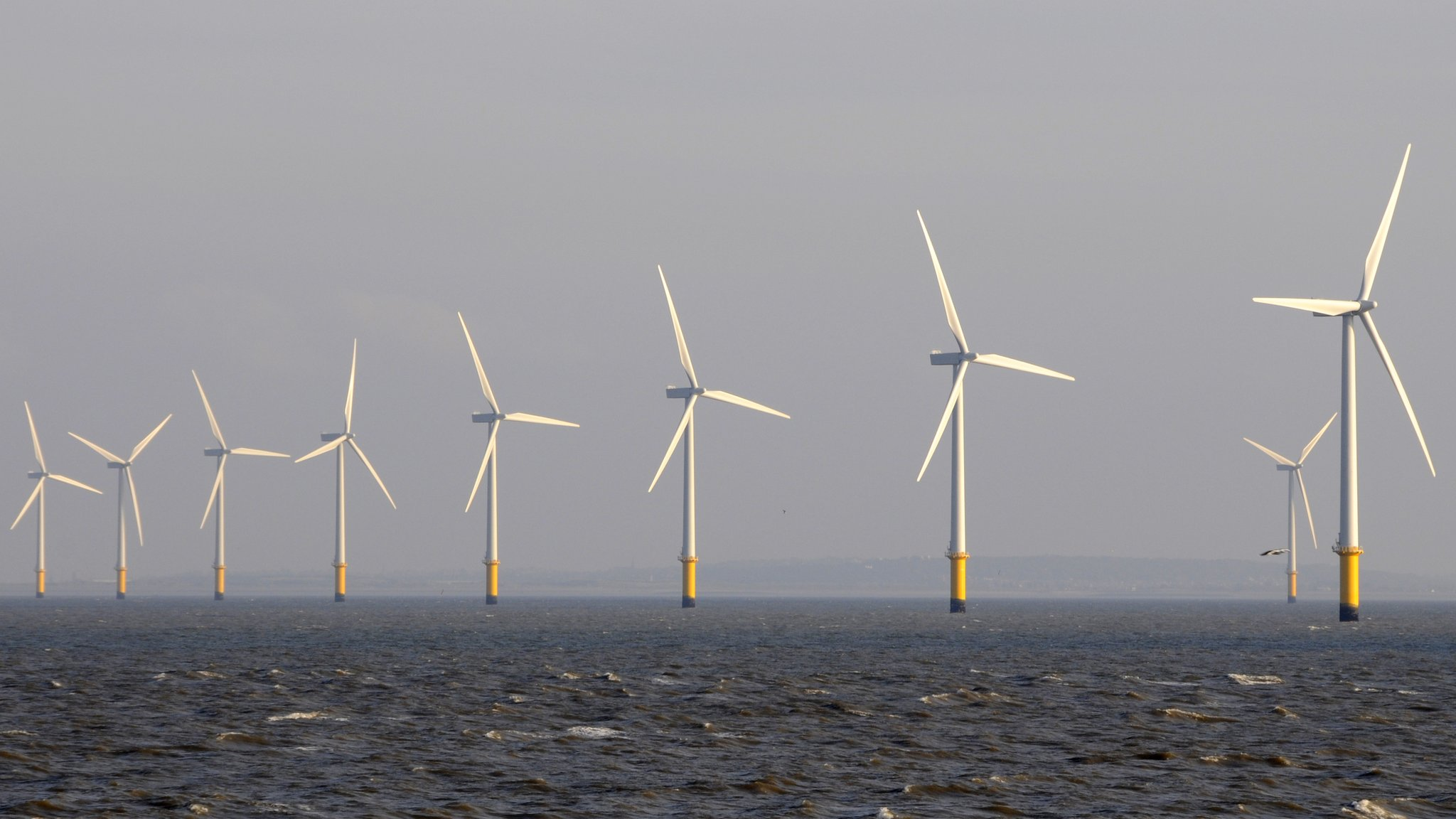 Hornsea Offshore Wind Farm Project Given Green Light Bbc