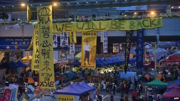 an overview of the citizen protests in hong kong Hong kong hardcore meeting the protesters who held out out until the very end.