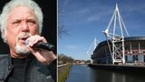 Tom Jones and the Millennium Stadium