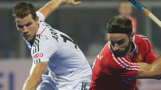 BBC Sport - Champions Trophy: England beaten by Germany in quarters