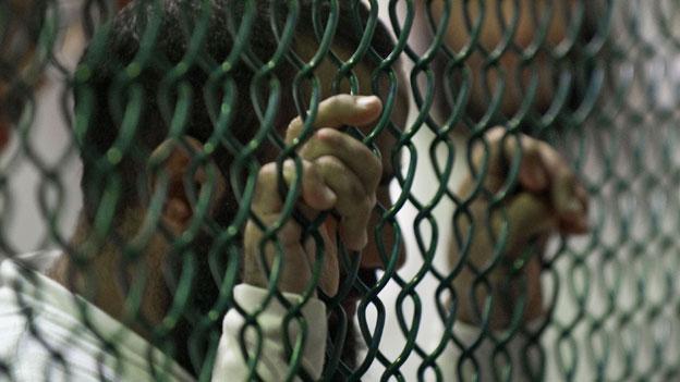 Prisoner at Guantanamo Bay
