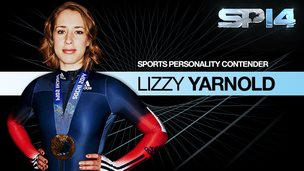 BBC Sports Personality 2014 contender Lizzy Yarnold