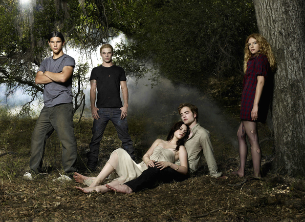 Promotional still from Twilight