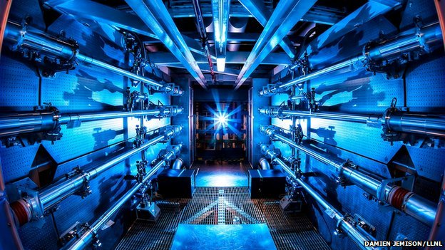 Pre-amplifiers at National Ignition Facility