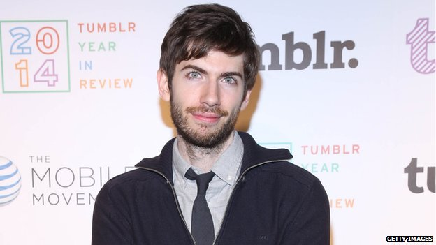David Karp founder of Tumblr