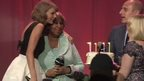 Taylor Swift, Aretha Franklin, Matt Lauer