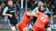 Glasgow Warriors v Toulouse