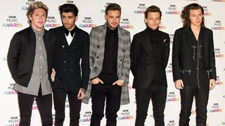 BBC - Newsbeat - One Direction tell X Factor losers: Roll with it