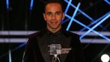 Lewis HAmitlon wins Sports Personality of the Year