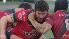 Redruth 'gutsy' in Lydney victory