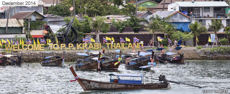 Essay Tsunami In Thailand