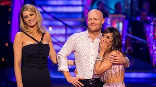 Jake and Janette sent home from Strictly