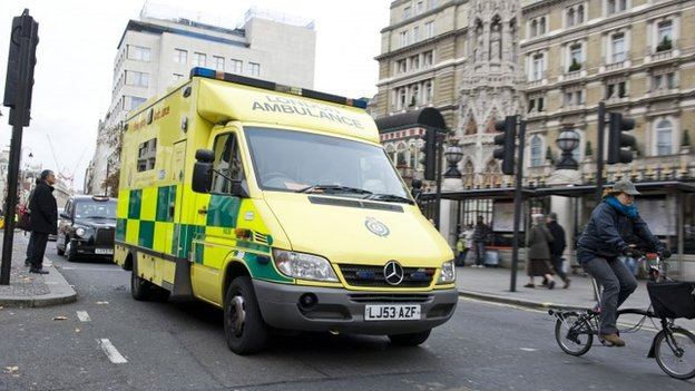 London Ambulance Service Asks For Help Bbc News
