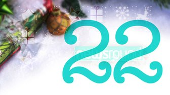 Advent Calendar day 22