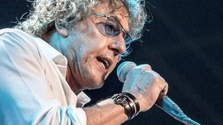 BBC News - The Who shows postponed due to Roger Daltrey illness