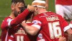 VIDEO: Jennings wonder goal seals Barnsley win