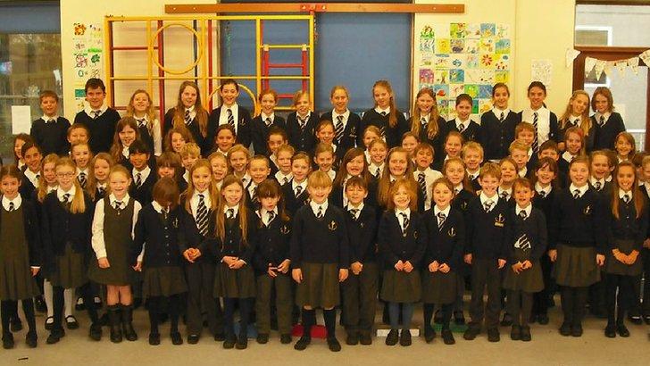 The Batt C of E Primary School in Witney