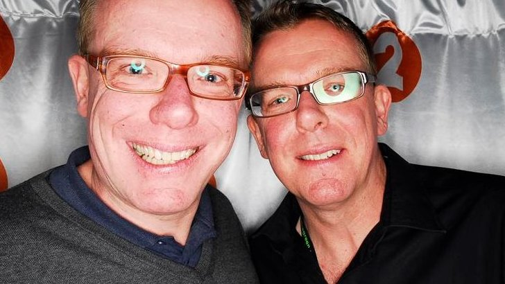 The Proclaimers - Craig and Charlie Reid