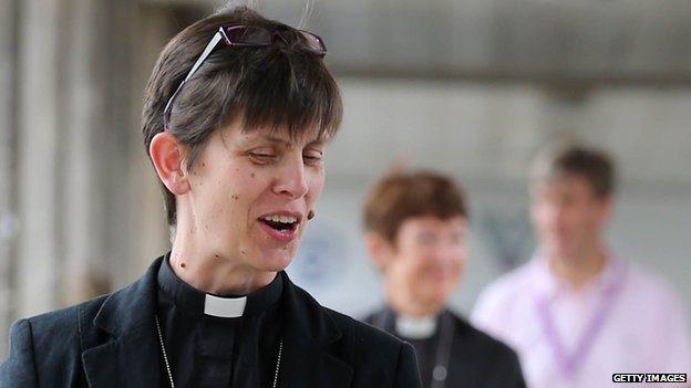 The Reverend Libby Lane