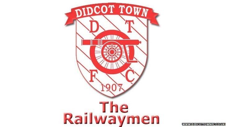 Didcot Town emblem