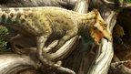 Artist impression of Aquilops americanus