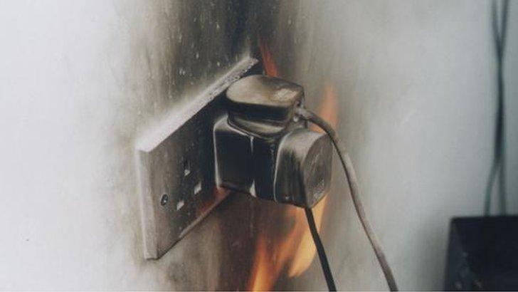 burning plug
