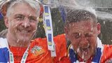 Glenavon beat Ballymena in the 2014 Irish Cup final