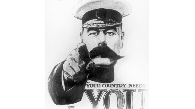 Lord Kitchener poster