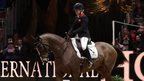 VIDEO: Kauto Star tries dressage at Olympia