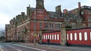 Lancashire County Hall, Preston