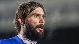 Glenavon player/manager Gary Hamilton