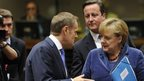 EU leaders in Brussels - file pic, 2011
