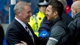 Ally McCoist and Barry Ferguson
