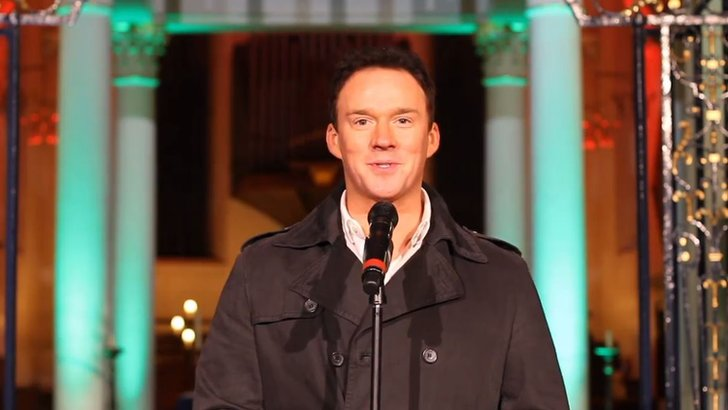 Russell Watson at Derby Cathedral
