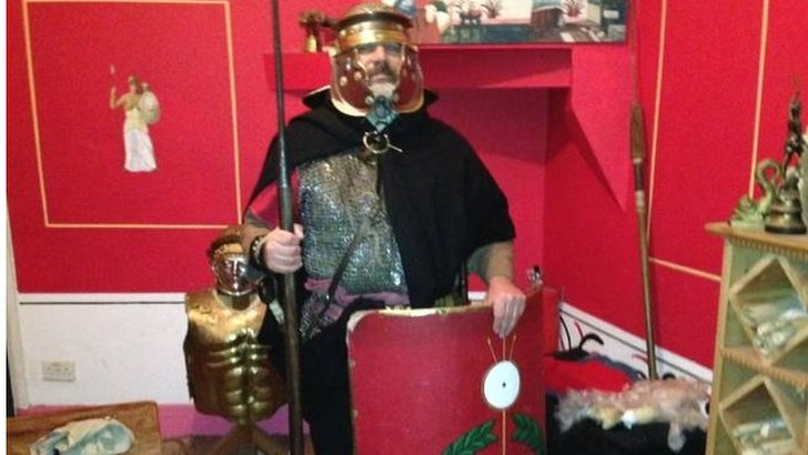 Roman soldier from Chester
