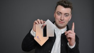 BBC - Newsbeat - Sam Smith sells one million albums in the UK & US in 2014