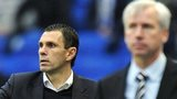 Sunderland boss Gus Poyet and Newcastle manager Alan Pardew