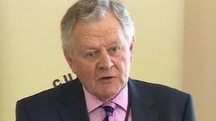 Richard Rhodes, Cumbria's Police and Crime Commissioner