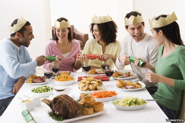 The Christmas turkey naysayers...