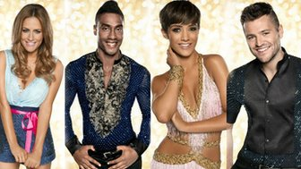 Strictly come dancing stars