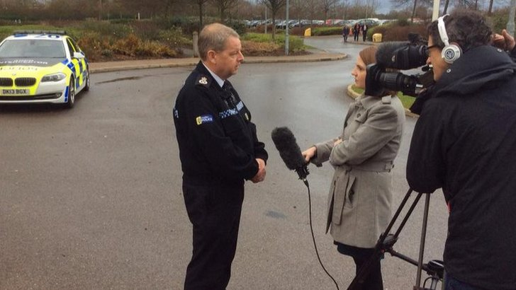 Cheshire Police interview