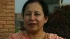 family photo of Tahira Qazi