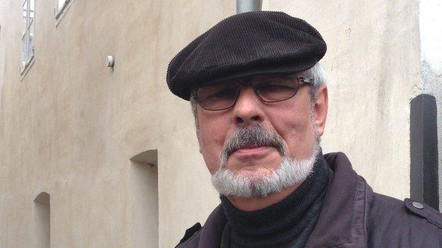 Florian Kotanko, historian