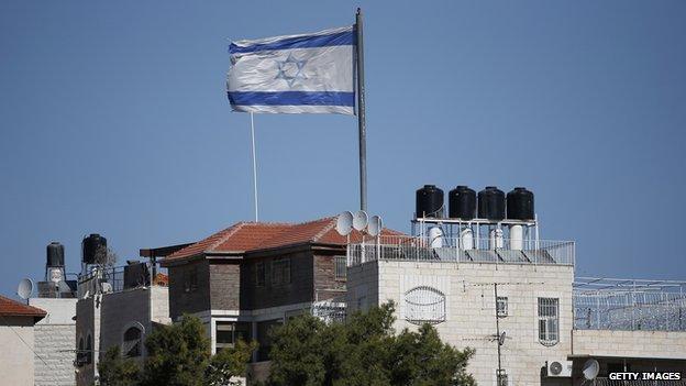 Israel brands peace plan 'gimmick'...