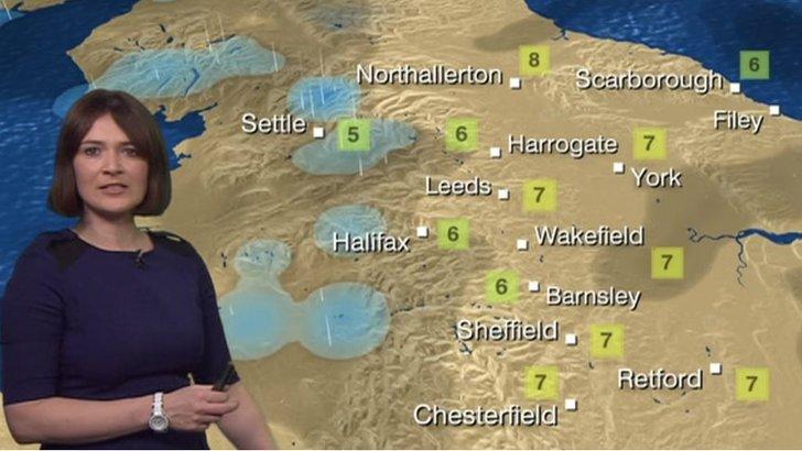Alina Jenkins weather