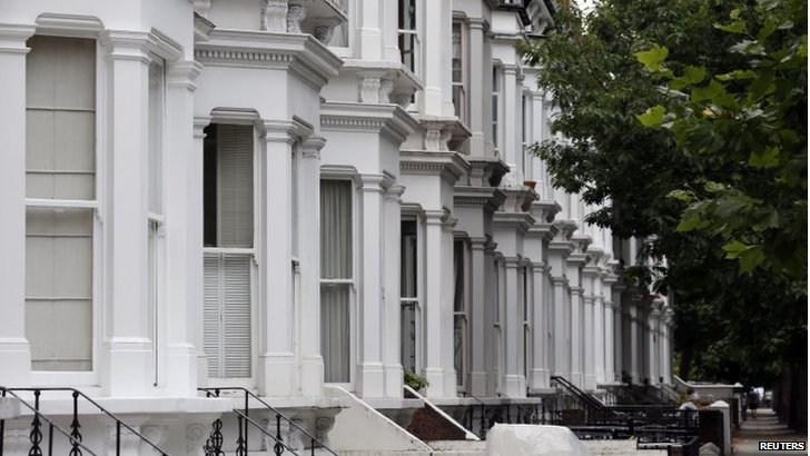 Houses in west London