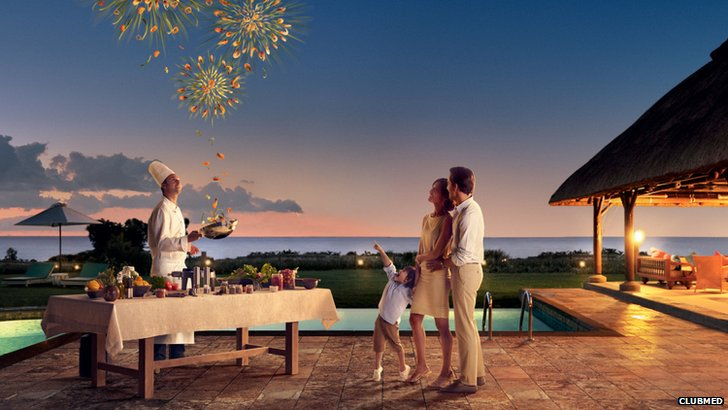 ClubMed advert
