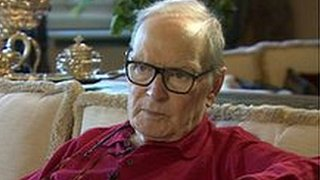 BBC News - Ennio Morricone on turning down Clint Eastwood films