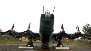 The Avro Shackleton MR2C
